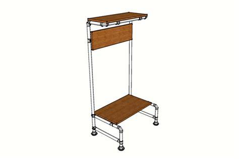 coat rack bench plans coat rack bench building plans image mag