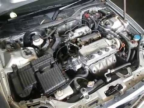 1999 Honda Civic Si Engine by Wrecking 1999 Honda Civic Engine 1 6 Automatic C14971