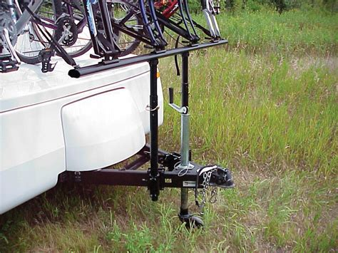 Tent Trailer Bike Rack by Pro Rac Systems Rvpb 040 1 Performance Tent Trailer Bike