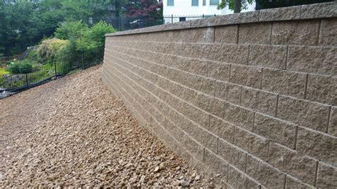 Rockwood Retaining Walls by Rockwood Retaining Wall 9 Ft