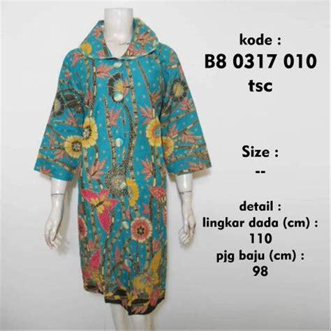jual dress batik jumbo xxl terusan batik wanita big size