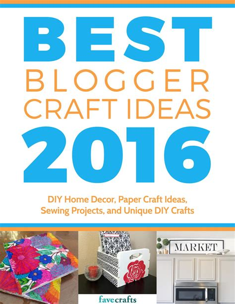 homemade crafts for home decor best blogger craft ideas 2016 diy home decor paper craft
