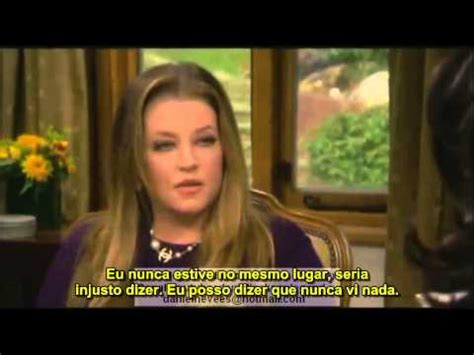 lisa m youtube lisa marie presley entrevista sobre michael jackson na