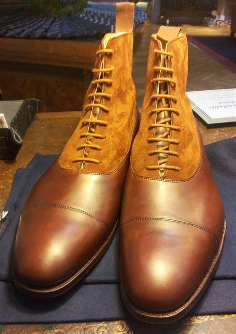 Shoe Of The Week Shoewawa 12 by Shoes Of The Week Crockett Jones Boot The Shoe Snob