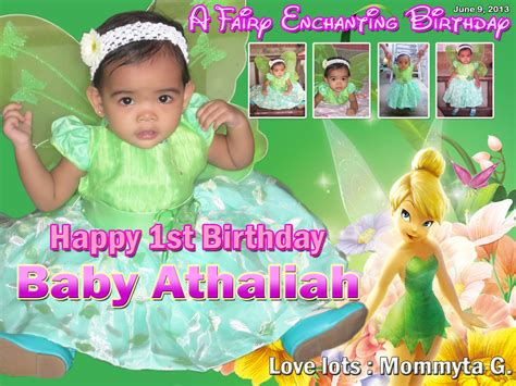 tinkerbell photo booth layout athaliah s a fairy enchanting birthday tinkerbell cebu