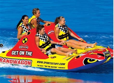 towable tubes for boating towable water tube 4 person inflatable rider raft float