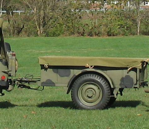 bantam jeep for sale bantam bt3 c trailer restoration by hanson mechanical