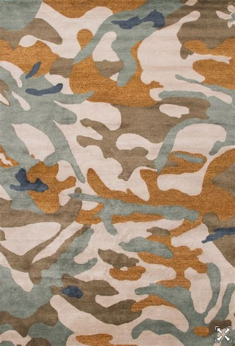 carini lang rugs camo fatigues by andy goldsborough modern handmade tibetan carpets new york carini lang