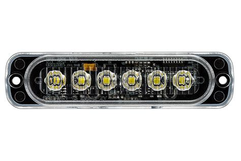 led strobe lights low profile vehicle led mini strobe light built in
