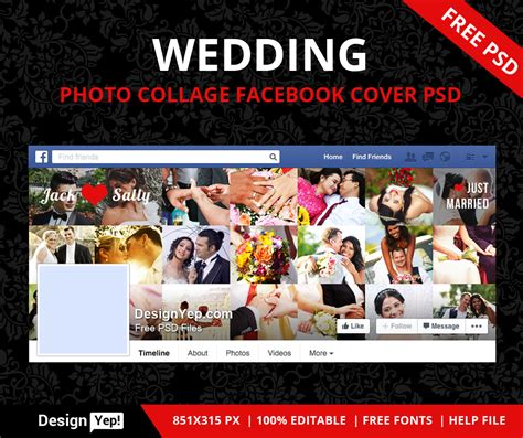 40 free must wedding templates for designers free