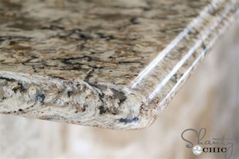 Cambria Countertop Edges by Countertops House Update Shanty 2 Chic