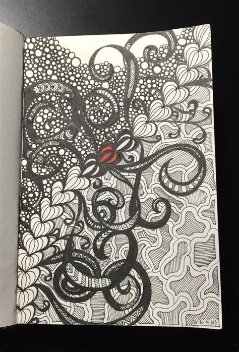 zentangle pattern journal 1000 images about my zentangle tiles journals and