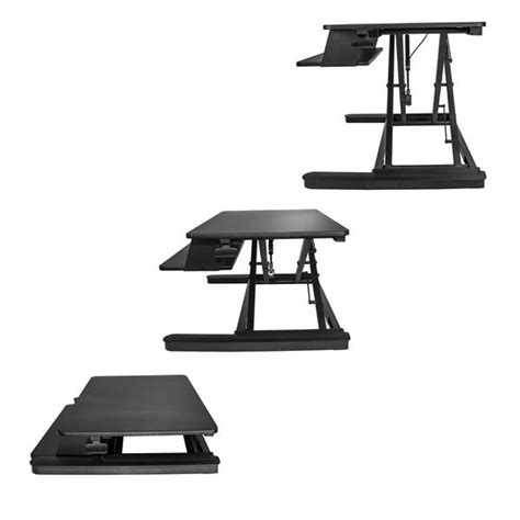 sit and stand desk converter sit stand desk converter startech com australia