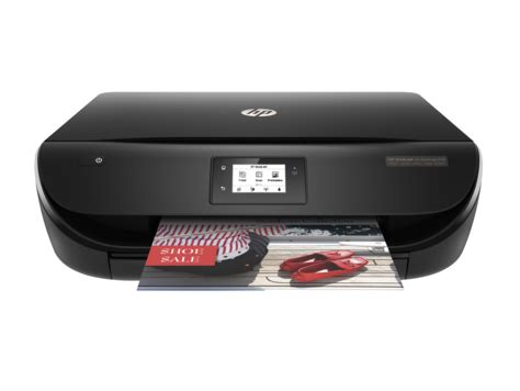 Hp Deskjet Ink Advantage 4530 All In One Printer Series All In One Color Printer L