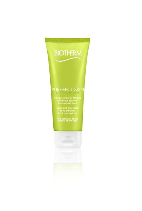 Biotherm Homme Hydra Detox Peel Mask by Biotherm Fect Skin 2 In 1 Pore Mask Review