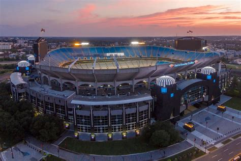 parking at bank of america stadium nc tips for panthers tailgates toyota of n tips