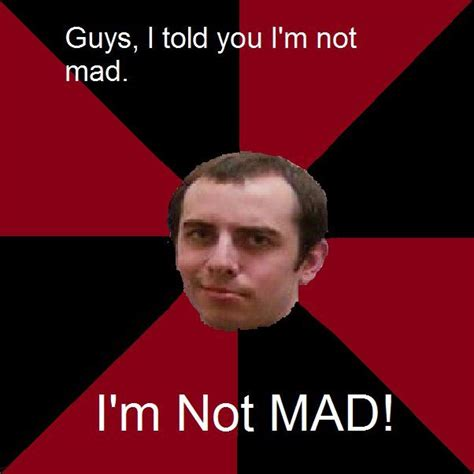 Mad Meme - you mad meme
