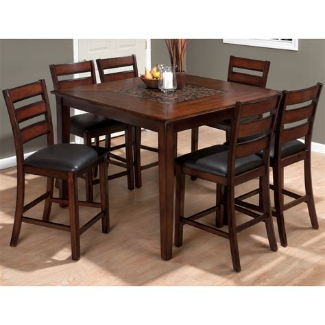 wood pub table and chairs solid wood pub table and chairs choice image bar height
