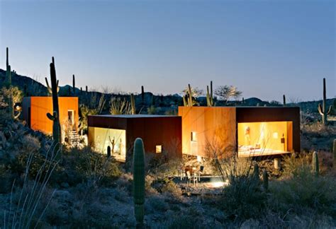 desert nomad house in arizona by rick architects