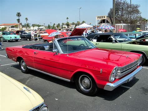 ford galaxy convertible    information  modification