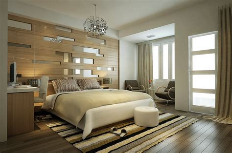 19 Bedrooms With Neutral Palettes Contemporary Bedroom Designs