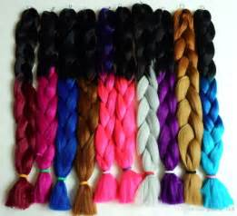 colorful braiding hair hair color ideas xpression braiding hair colors