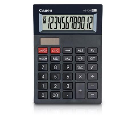 Calculator Canon F 715sg Series as 120 canon malaysia personal