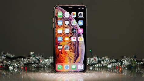 apple iphone xs max le test complet 01net