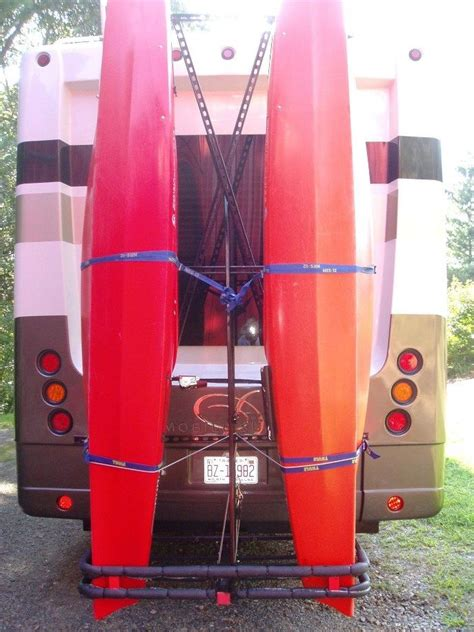 Travel Trailer Kayak Rack by Question On Travel Trailer Size Rv Dreams Community Forum Kayaking Travel