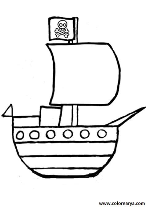 barco dibujo simple imagenes de barcos para colorear simple dibujos para