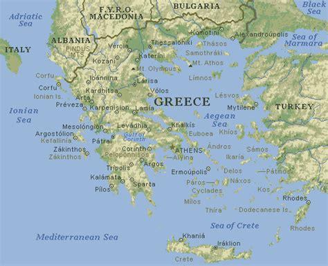 greek islands map  top wallpapers