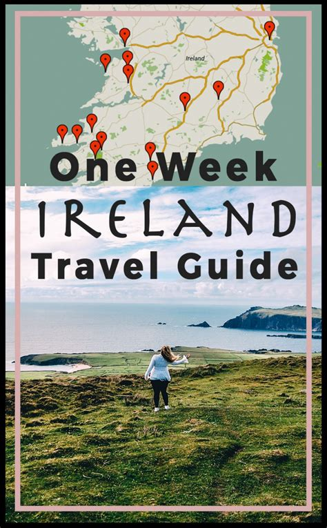 ireland travel guide the real travel guide from a traveler all you need to about ireland books one week ireland travel guide helene in between