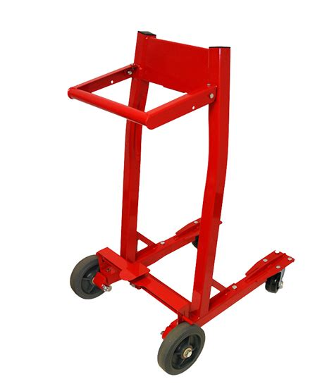 outboard motor racks and dollies sternmaster marine tools - Boat Motor Dolly