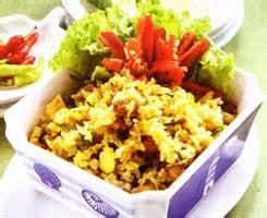 resep membuat nasi goreng ikan asin ibu dapur resep masakan nasi goreng ikan asin