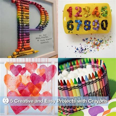 crafting and creativity tour of my house stuff on the walls 17 best images about crayons on pinterest broken crayons
