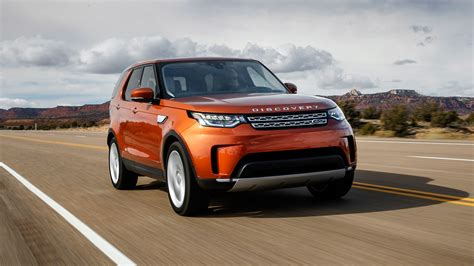 land rover car land rover discovery 2017 review by car magazine