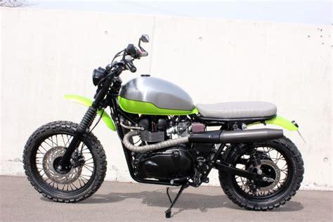 Motorrad Bayer Triumph by Bonnie Xc Motorrad Bayer Gmbh