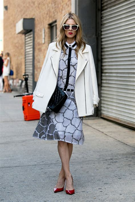 Looks Of The Week Fabsugar Want Need 17 by Nyfw Ss14 3 Chic Obsession