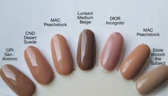 best nail color for brown skin nail best brands colors for your skin tone