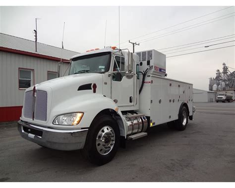 kenworth service center 2016 kenworth t370 service utility truck for sale