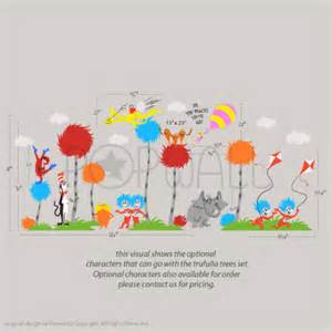 Dr Seuss Wall Stickers dr seuss characters oh the places you ll go wall decal wall sticker