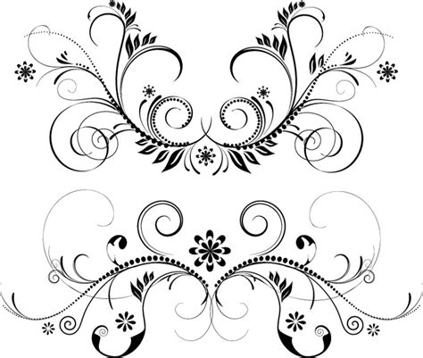 layout free vector download free floristic elements vector webbyarts