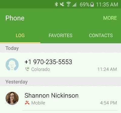 reject list android how to block calls on the samsung galaxy s6 android central
