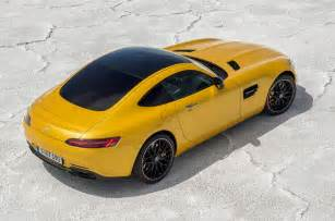 mercedes reveals the amg gt mbworld