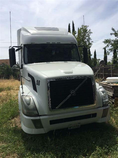 truckertotrucker volvo 2011 volvo in sacramento california truckertotrucker com