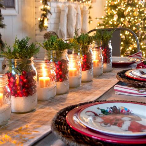 come decorare una tavola natalizia idee per una tavola natalizia che conta