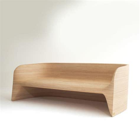 les canap駸 en bois canap 233 original avec design inhabituel et tr 232 s cr 233 atif en