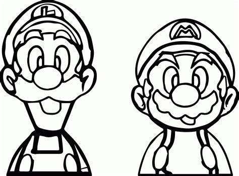 mario head coloring page super mario bros characters coloring pages coloring home