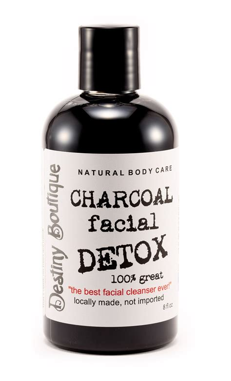 Destiny Boutique Charcoal Detox by Charcoal Soap Detox