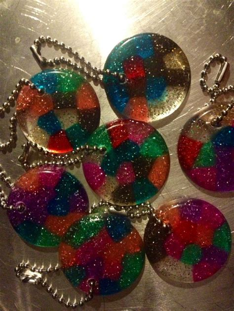 bead melting 113 best crafts jewelry pony faux stained glass images